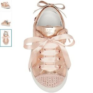 Naturino Express Toddler Rosella Lace Sneakers NWT